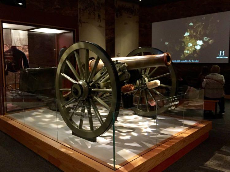 Gettysburg NMP Museum
