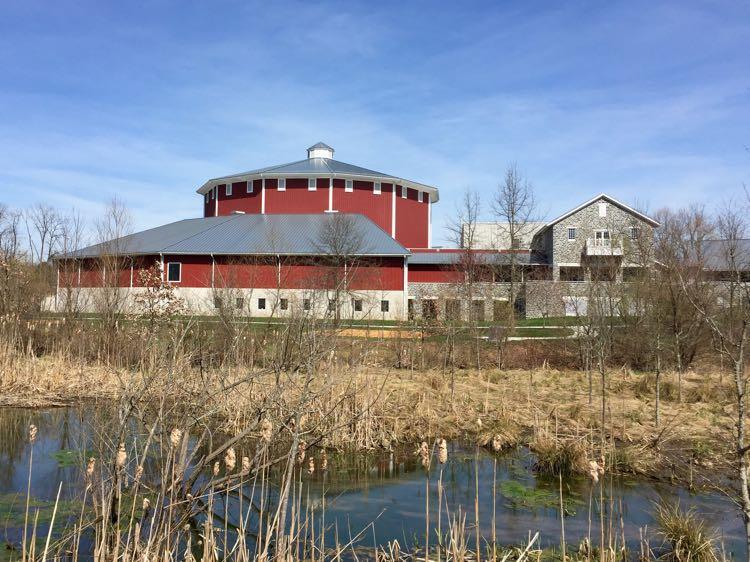 Gettysburg NMP Visitor Center