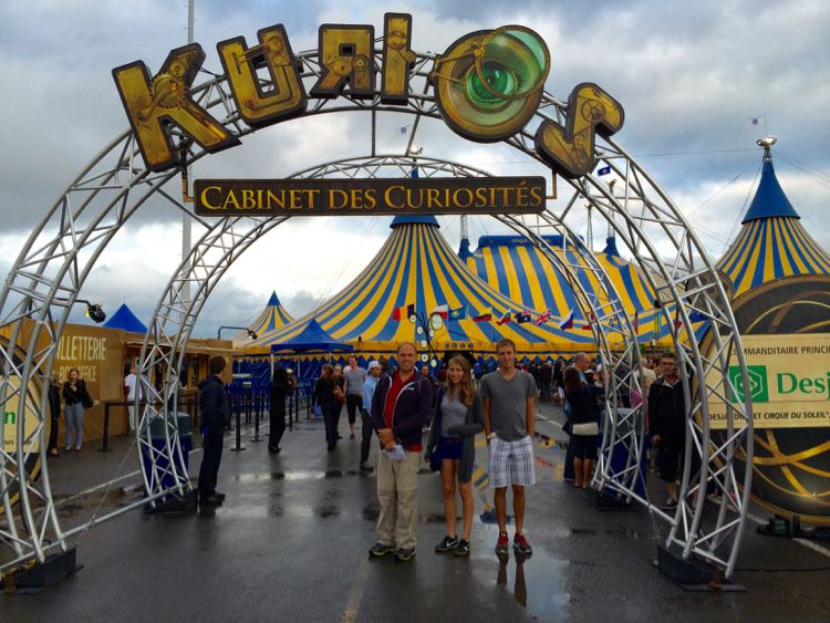 KURIOS Cabinet of Curiosities in Quebec City