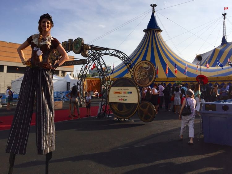 Opening night fun KURIOS Tysons Virginia