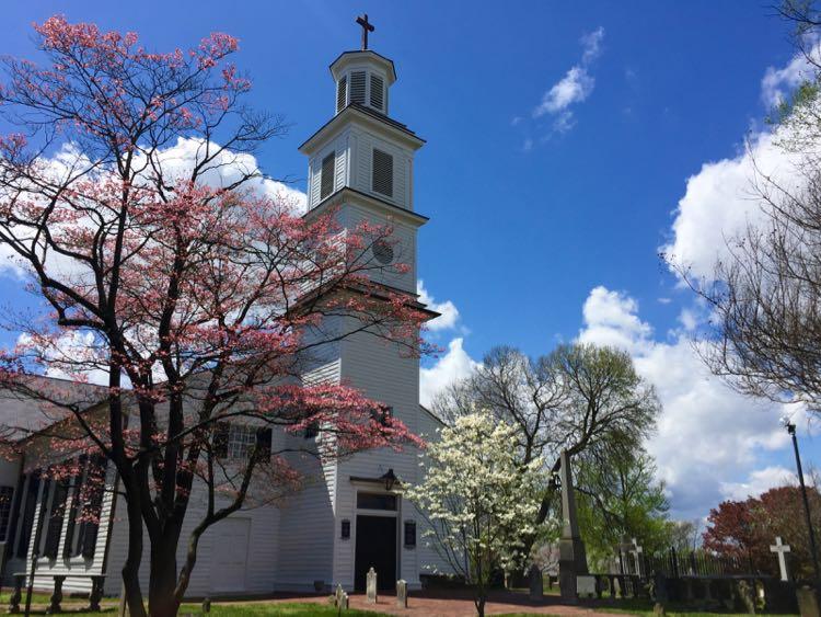 St John's Church Richmond Virginia