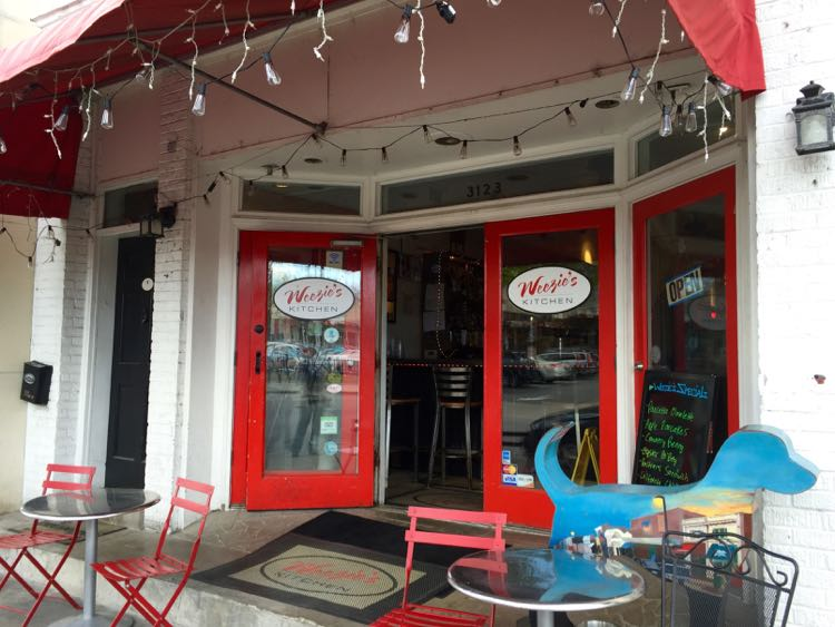 Weezie's Kitchen Carytown Richmond Virginia
