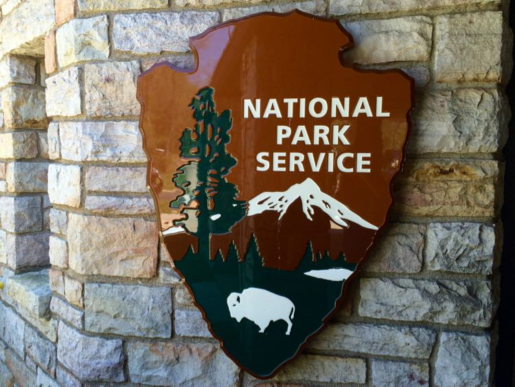 National Park Service emblem