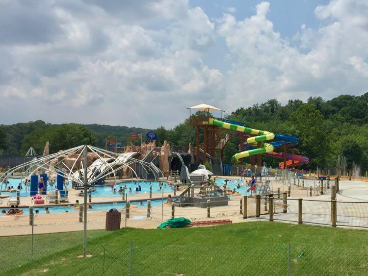 Northern Virginia Waterparks