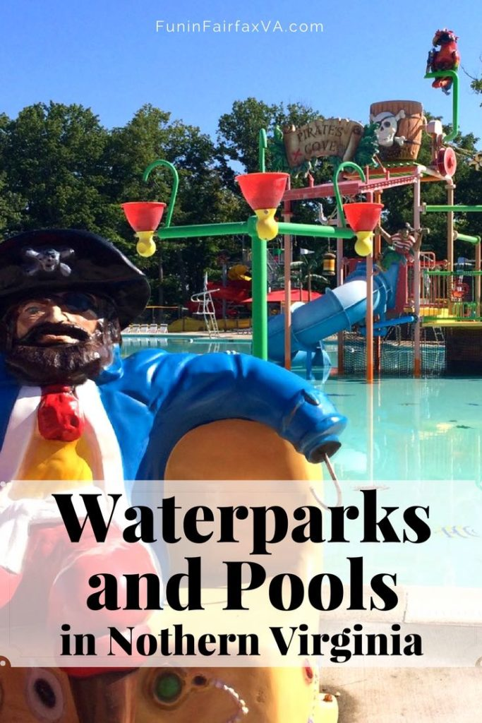 Beat The Heat At Northern Virginia Waterparks And Pools