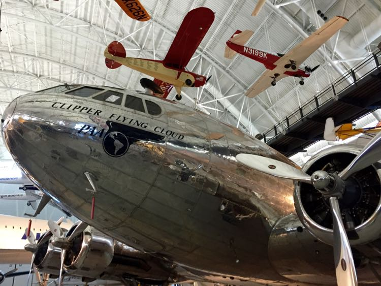 Clipper Flying Cloud Udvar-Hazy Air and Space