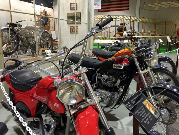Glenn H Curtiss Museum Hammondsport NY