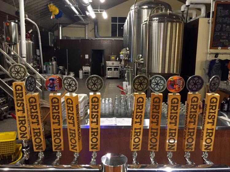 Grist Iron Brewery Seneca Lake NY