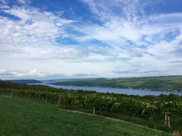 Keuka Lake Southern Finger Lakes getaway
