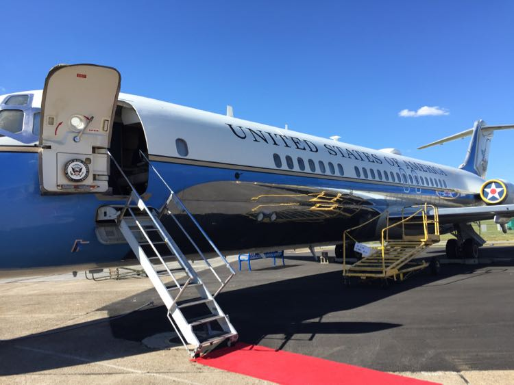 Air Force 2 Air Mobility Command Museum Delaware