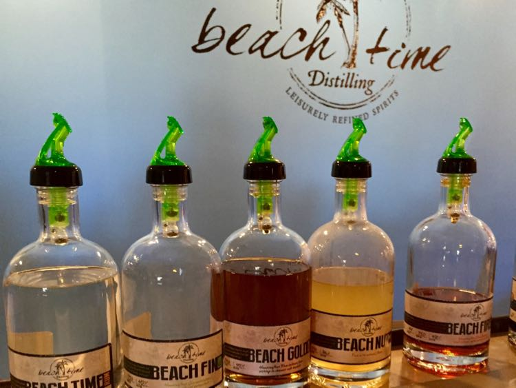 Beach Time Distilling Lewes Delaware