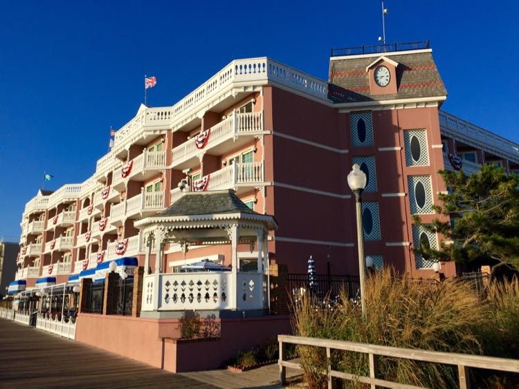 Boardwalk Plaza Hotel Rehoboth Beach Delaware