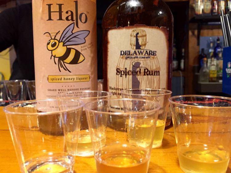 Delaware Distilling spirits, Rehoboth Delaware