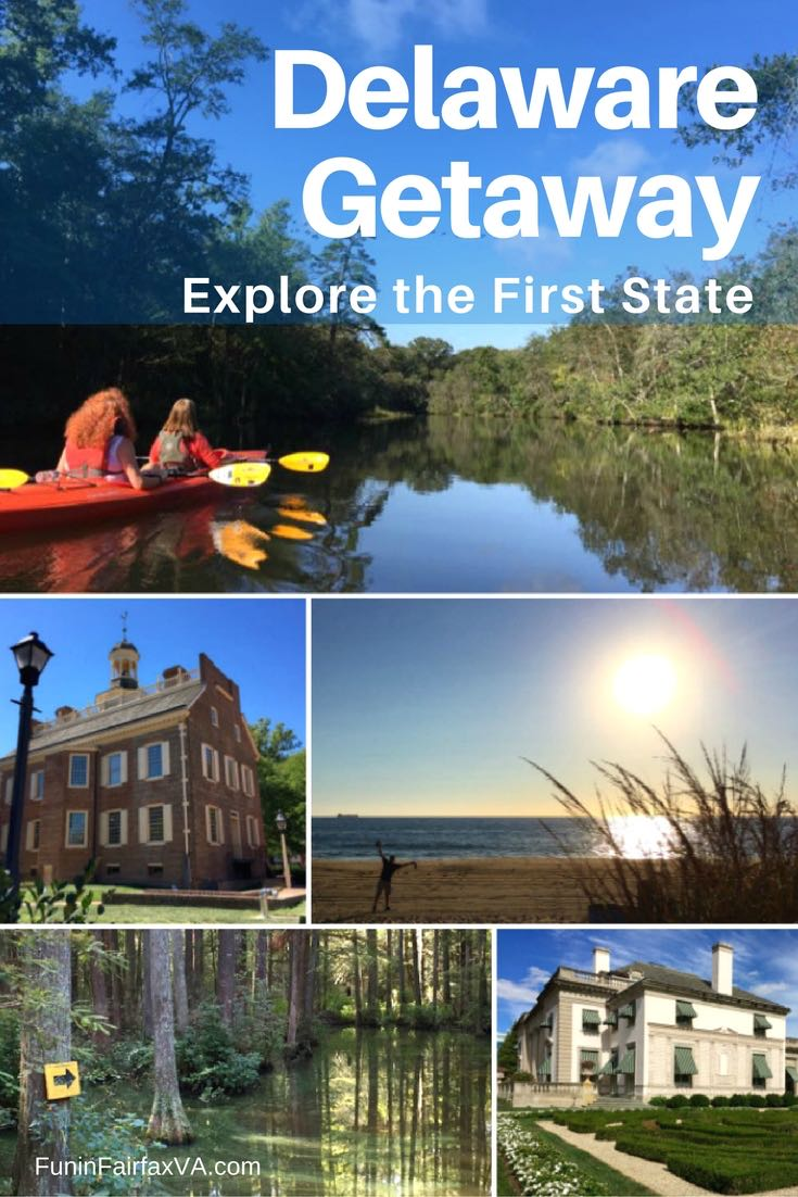 A Delaware getaway delivers an impressive mix of nature, history, dining, drink, and adventure in a small and easy-to-navigate state close to Washington DC.