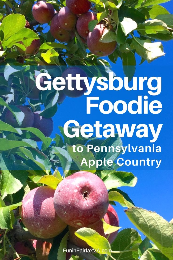 Take a Gettysburg foodie getaway to explore the burgeoning restaurant scene, excellent wineries, and fun culinary experiences in Pennsylvania apple country