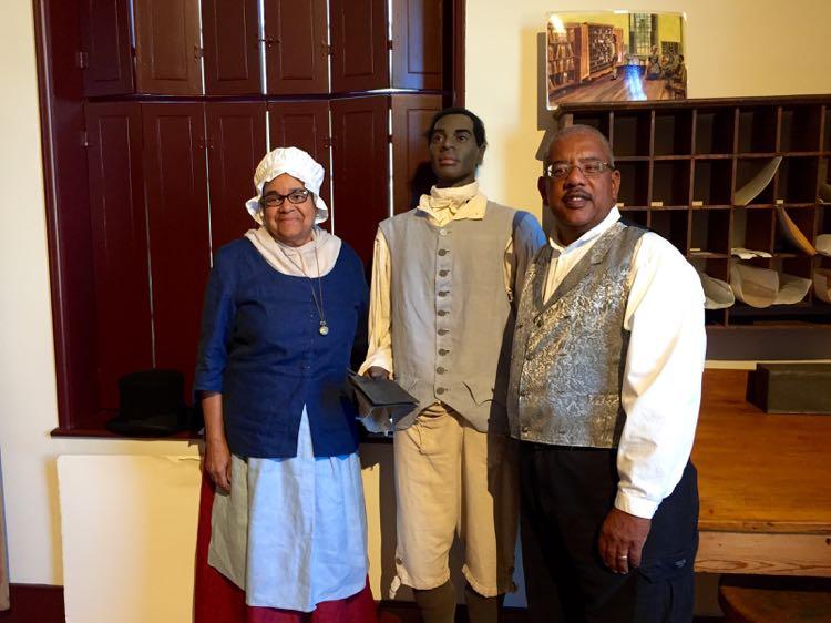 History Presentation Dover Delaware