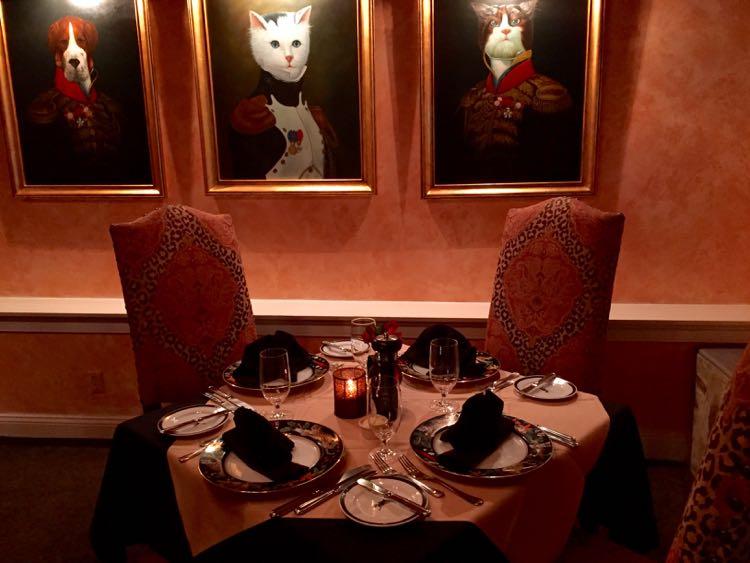 Krazy Kats interior Wilmington Delaware