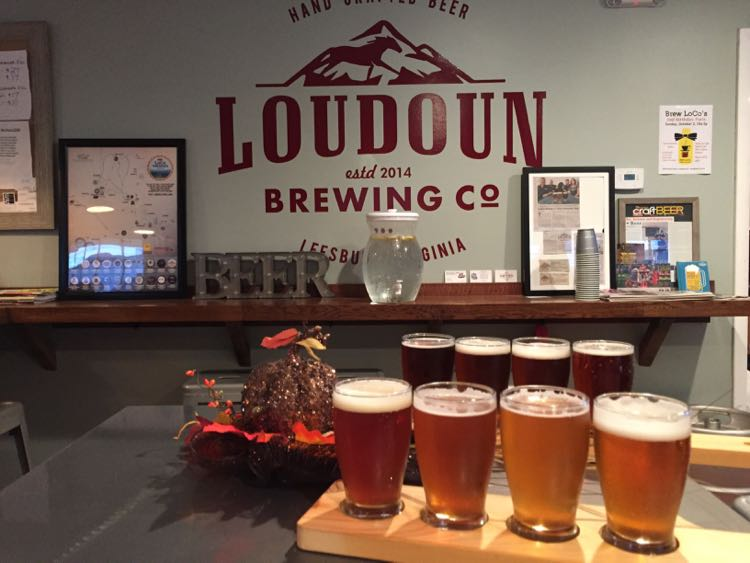 Loudoun Brewing Co Leesburg Virginia