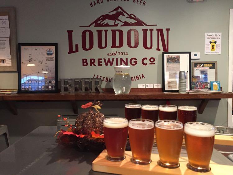 Loudoun Brewing Co Leesburg VA