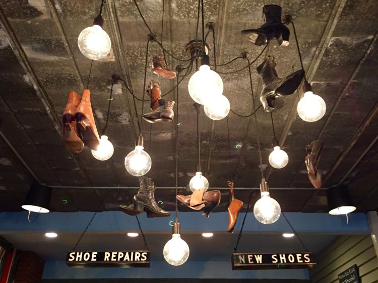 Shoe decor Shoes Cup and Cork Leesburg VA