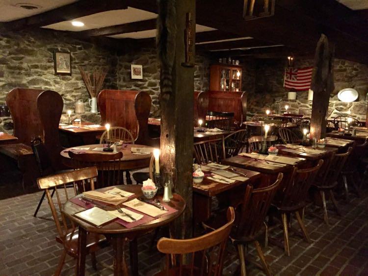 Springhouse Tavern Dobbins House Gettysburg PA