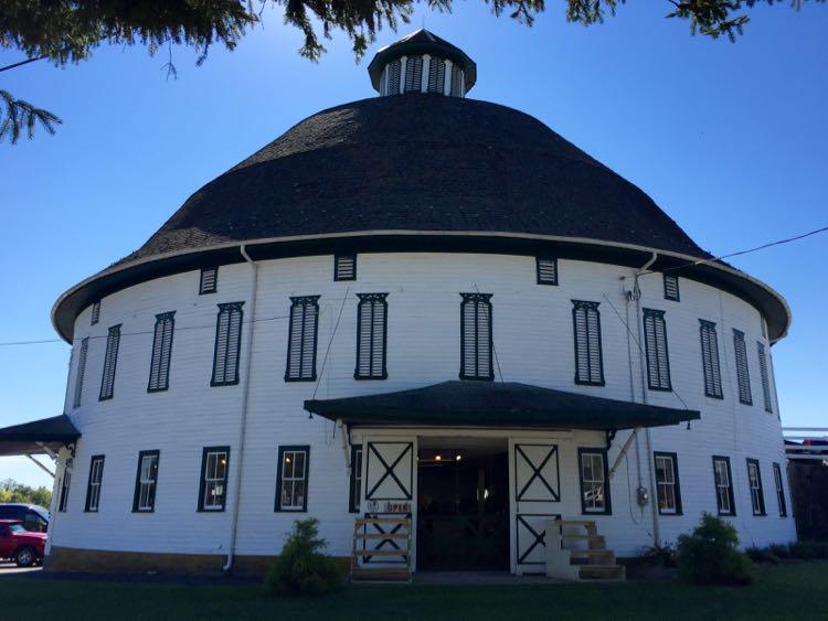 The Round Barn Biglerville PA