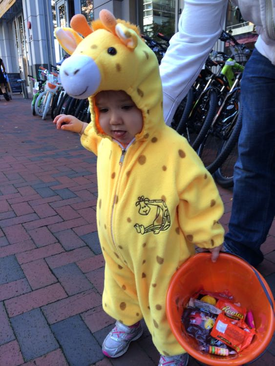 Trick or Treat Reston Town Center