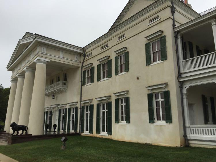 mansion Morven Park Leesburg VA