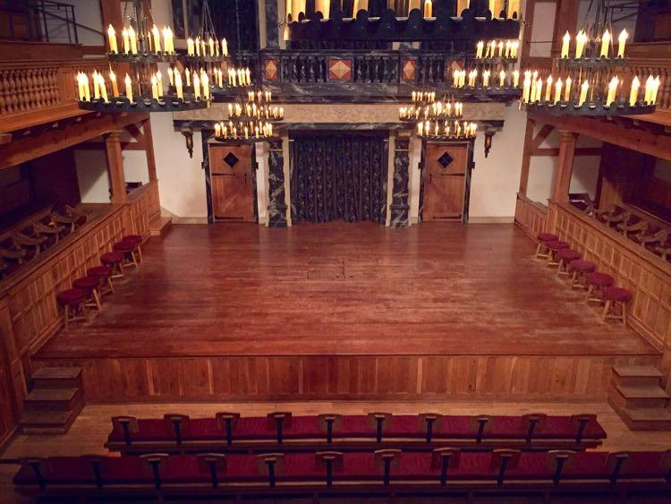 American Shakespeare Theater Company, Staunton Virginia