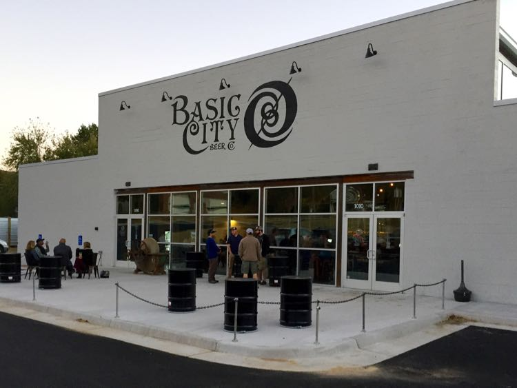 Basic City Beer Company Waynesboro Virginia
