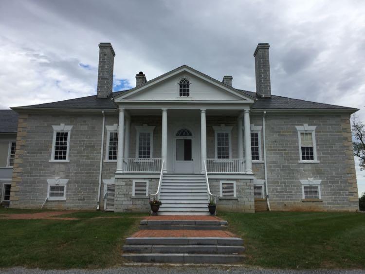 Belle Grove Plantation, Middletown Virginia