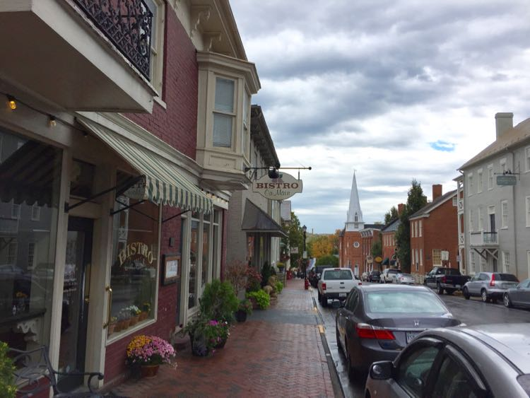 Bistro on Main Lexington Virginia