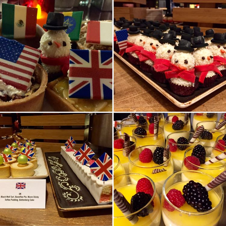 Desserts at ICE! 2016 Gaylord National Harbor