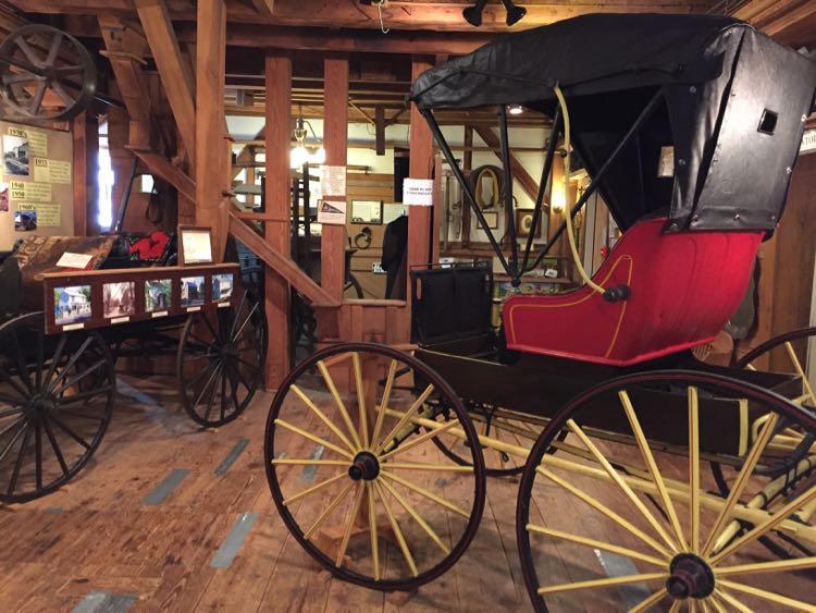 Edinburg Mill Museum Shenandoah Valley north