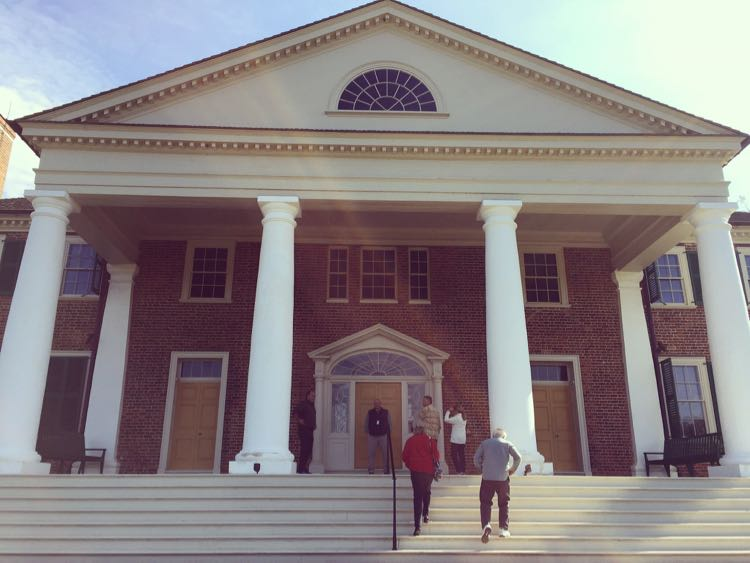 James Madisons Montpelier Orange Virginia
