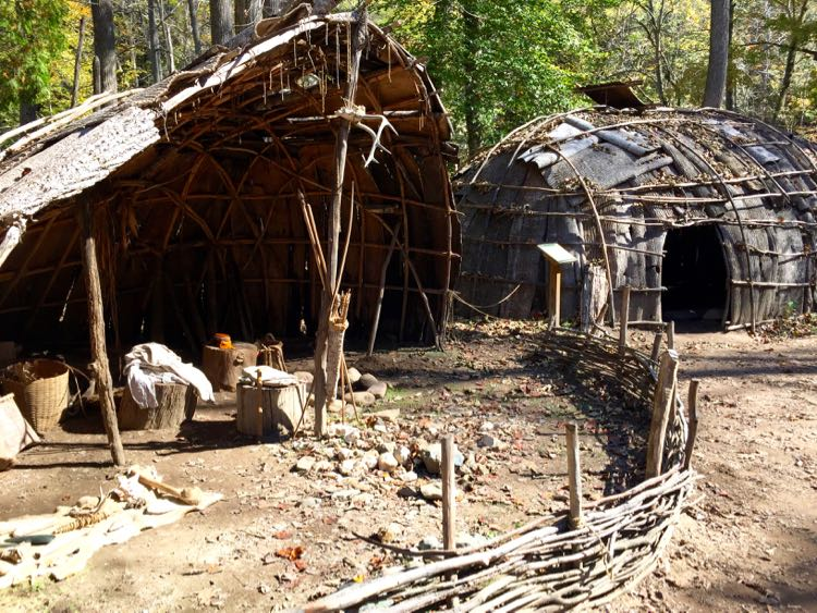 Monacan Living History Natural Bridge VA