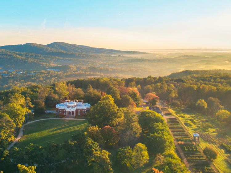 Photo credit: Thomas Jefferson Foundation at Monticello