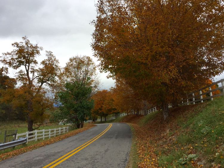 Southern Shenandoah Valley Virginia road trip