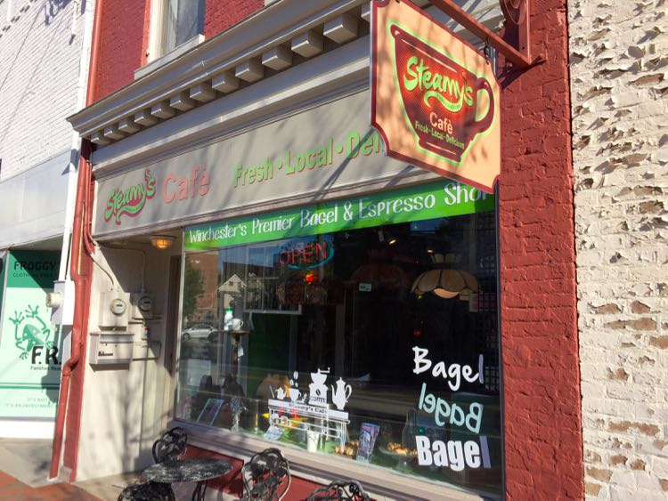 Steamy's Cafe Winchester VA
