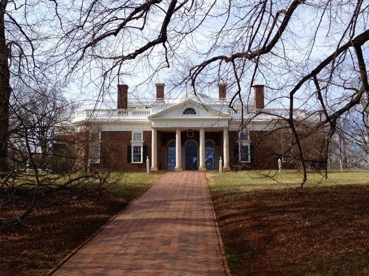 Historic homes of virginia share lives that shaped america for Thomas jefferson house monticello