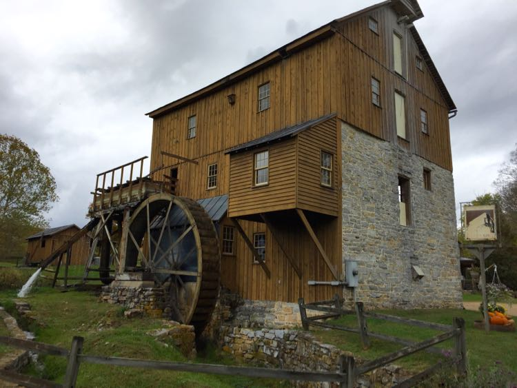 Wades Mill Raphine Virginia