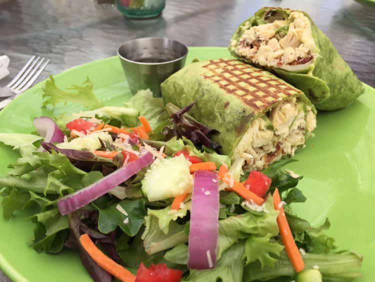Woodstock Garden Cafe Northern Shenandoah Valley