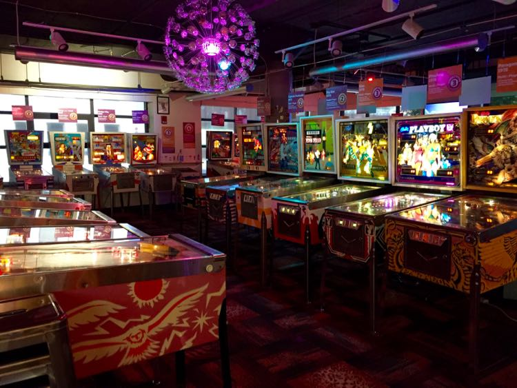 Pinball Museum Roanoke Virginia