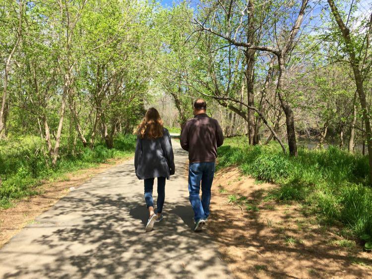 Rivanna Trail Charlottesville VA