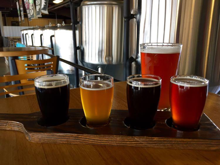 Soaring Ridge Craft Brewers Roanoke Virginia