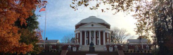 UVA Rotunda Charlottesville VA
