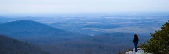 Virginia views from Raven Rocks photo credit Katherine McCool