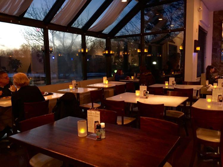Evening At Cafesano Reston Va