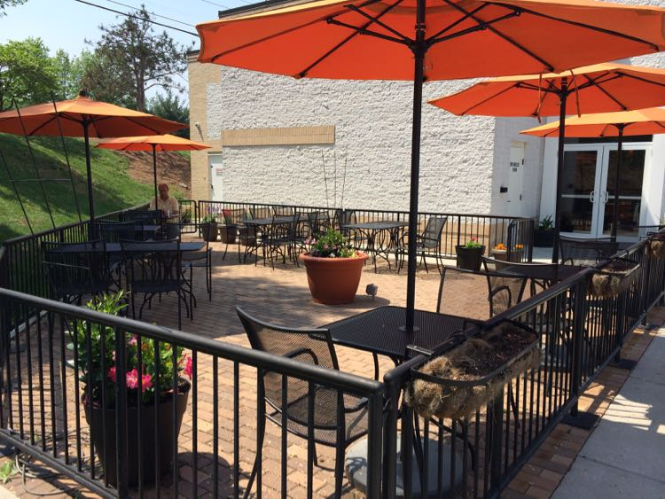 Hibiscus Thai patio, Reston Virginia