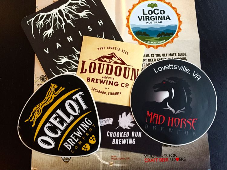 Loudoun County Virginia's LoCo Ale Trail